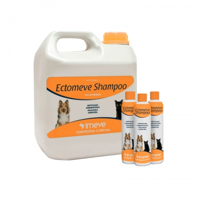 Ectomeve Shampoo Ectoparasiticida