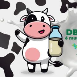 DBR Cálcio - o aliado da produtividade leiteira.